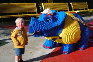 Henry loves Legoland