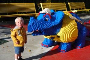Henry loves Legoland